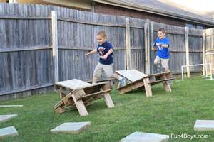 home obstacle course diy american warrior backyard obstacle course