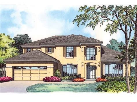 Mediterranean House Plans With Photos Eplans Mediterranean House Plan Traditional And
