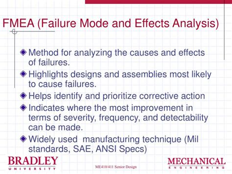 design failure mode effect analysis ppt ppt fmea powerpoint presentation id 919218
