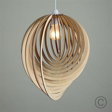 modern ceiling light shades modern wooden droplet ceiling pendant light shade lounge