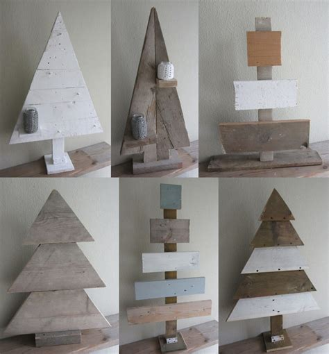 new handmade wooden christmas trees christmas pinterest