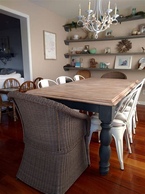 Dining Table Top Makeover Dining Table Makeovers