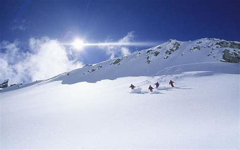 best skiing alps best swiss ski resorts telegraph