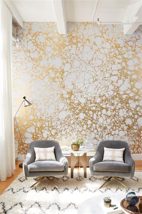 black gold wallpaper living room search viewer hgtv