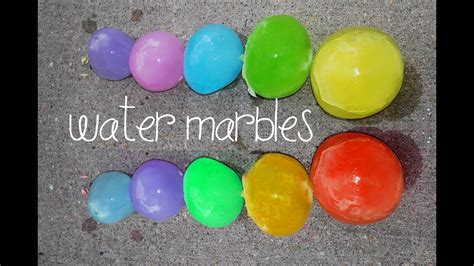 cool things to do with food coloring how to make water marbles