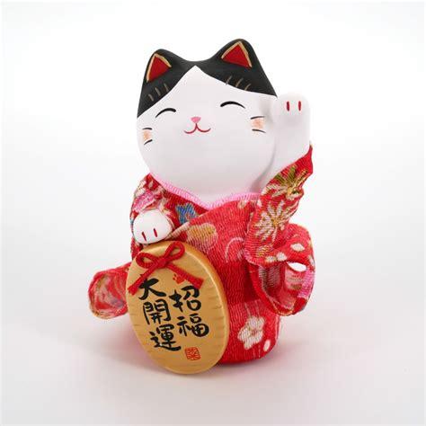 Celengan Manekineko 2 chats japonais maneki neko 2 nippon co la boutique japonaise