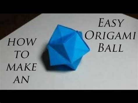 How To Make An Origami Spiky - the world s catalog of ideas