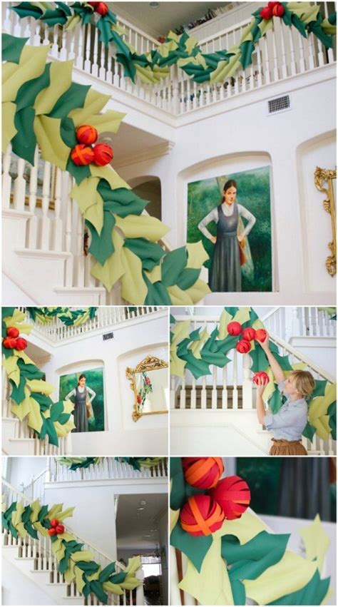 giant hollyberry diy and simple try out these diy decorations at home