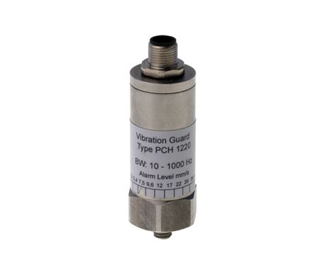 Pch Vibration Sensor - sil 2 compact vibration monitors and sensors