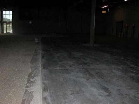 concrete floor sealer image of concrete basement