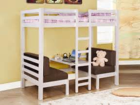 loft bunk bed convertible loft bed in white best