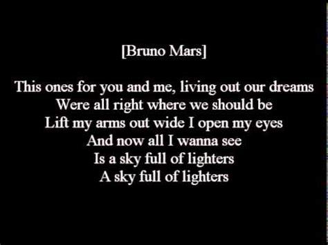 eminem lighters lyrics bad meets evil lighters ft bruno mars