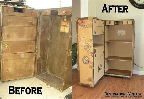 37 best the department of steamer trunk restoration images