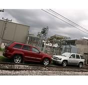 2006 Chevrolet Trailblazer SS Vs Jeep Grand Cherokee