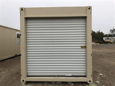 garage and roll up doors mobileone containers