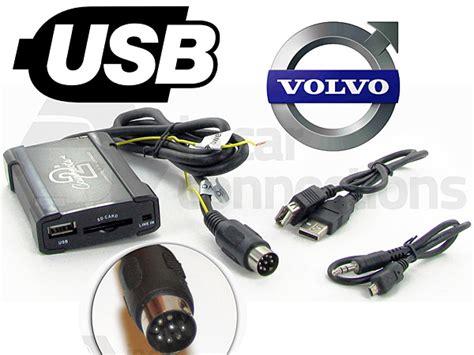 volvo usb adapter ctavlusb001 for volvo c70 s40 s60 s80