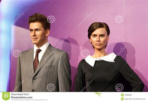 Beckham Is A Wax Figure No Kidding by David Beckham And Editorial Image Image 48688285