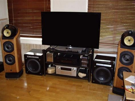 bnw speakers investing  proper home theater movies