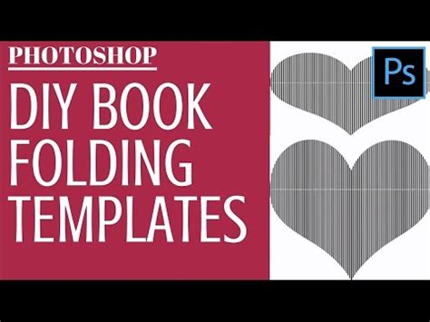 folded book template make book fold templates in photoshop turn any image or
