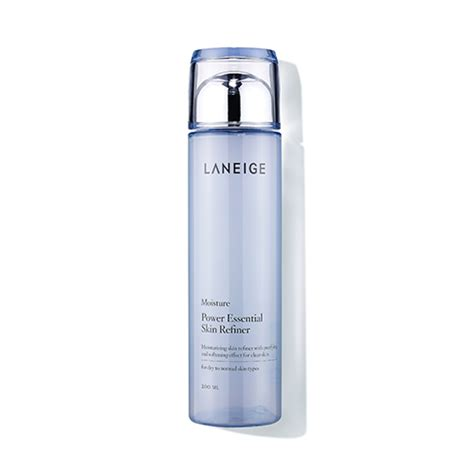 Laneige Essential Power Skin Refiner Moisture Original 30ml power essential skin refiner moisture laneige