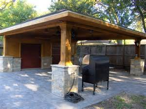 Pool Houses And Cabanas by Carports Wood Crafters