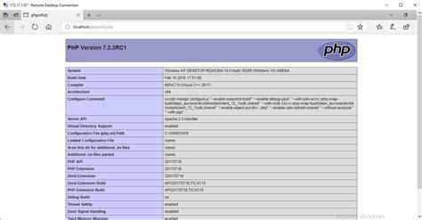 apache php and mysql windows downfiddlangmas s blog how to install apache php and mysql on windows 10 machine