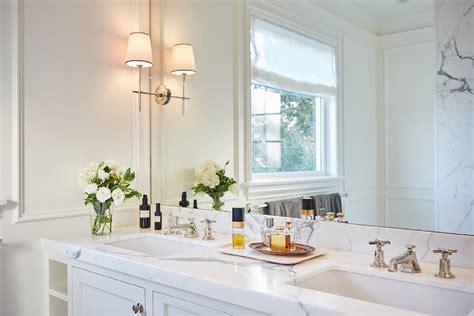 elegant master bathroom ideas bryant sconce transitional bathroom