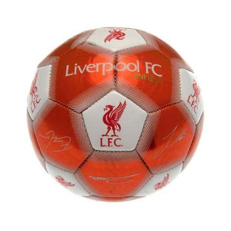 Liverpool Signature 10 official liverpool f c mini signature buy on
