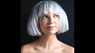 Who Is Sia Chandelier Sia Launches Mobile Inspired By Bob Hairdo In Support Of Animal Rights Musicforgood