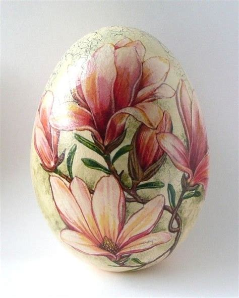 decoupage inne jajo easter eggs