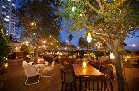 the bungalow santa ca best hotel bars on the westside of los angeles los