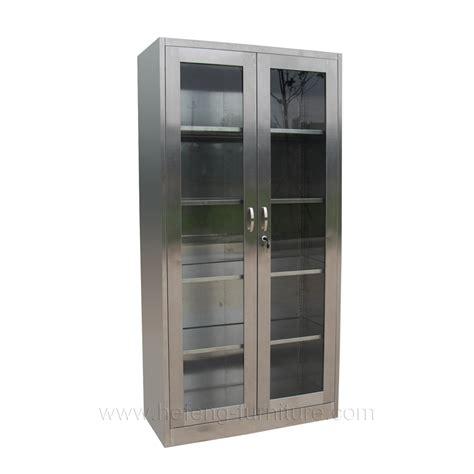 Kabinet Stainless Steel stainless steel lemari kantor hefeng furniture