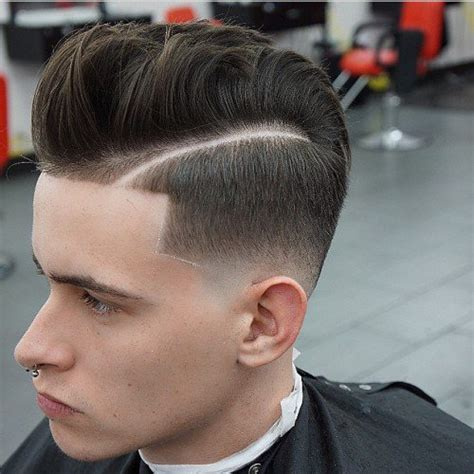 african boy hair cut hard line 40 modern pompadour hairstyles for men with images atoz