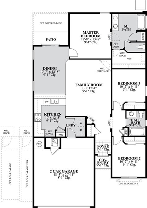 dr horton floor plans az 2017 dr horton homes floor plans