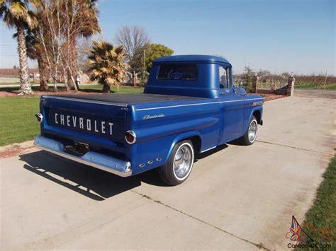 fleetside bed 1959 chevy 3100 fleetside shortbed pickup