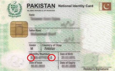 us area code from pakistan there s more about you in your cnic number than you