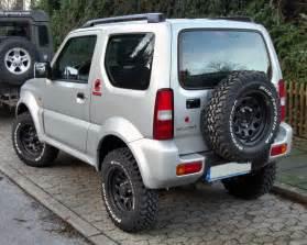 Suzuki Jimny Parts
