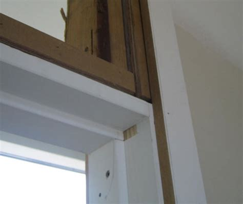 Blacks Interior Door Frame 171 Home Building In Vancouver How To Build Door Frame Interior