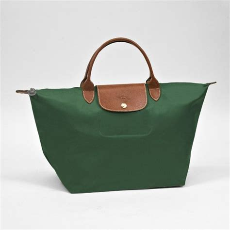 Le Pliage Green Msh longch le pliage tote for green price review and buy in uae dubai abu dhabi souq