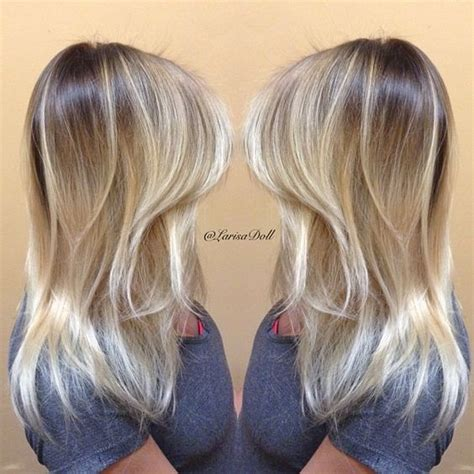 dramatic highlights for gray roots dramatic highlights for gray roots pinterest the world s