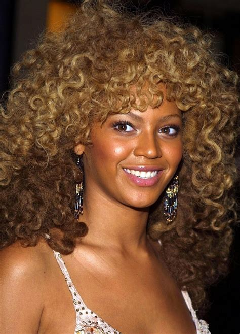 beyonces video hairstyles how to get beyonces hair pictures beyonce s hair style evolution beyonce afro