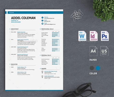 premium templates 10 all time best premium simple infographic resume cv