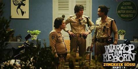 film indonesia warkop reborn film dibajak produser warkop dki reborn siap usut kasus