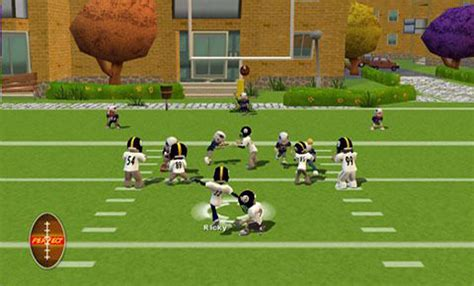 backyard football gameplay backyard football 08 usa iso