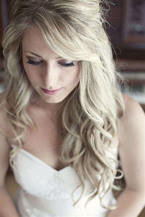 Wedding Hairstyles Curls by Wedding Hairstyles Curls Wedding Hairstyles For