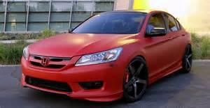 2013 honda accord sedan custom matte mad industries