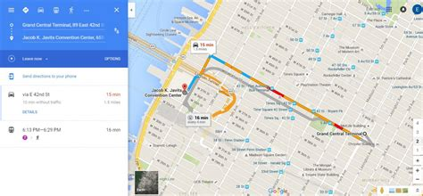 javits center map curbside classic visits the 2016 new york international