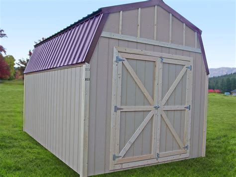 Metal Shed Installation by Bird Boyz Builders Has Dealership Opportunities For Wood