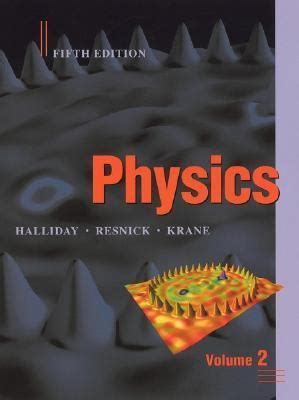 physics volume 2 volume 2 edition rent 9780471401940