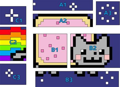 Nyan Cat Quilt along   Choly Knight